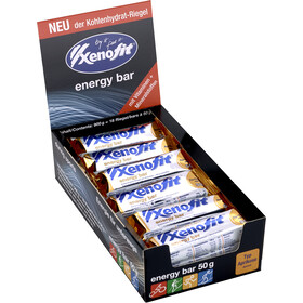 Xenofit Energy Bar Box 18x50g Apricot